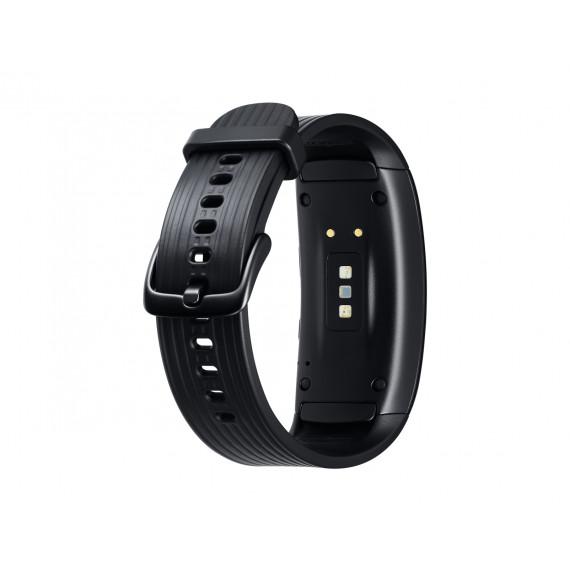 SAMSUNG Bracelet connecté  Gear Fit 2 Pro Noir Taille L