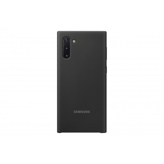 SAMSUNG Coque  Note 10 Silicone noir