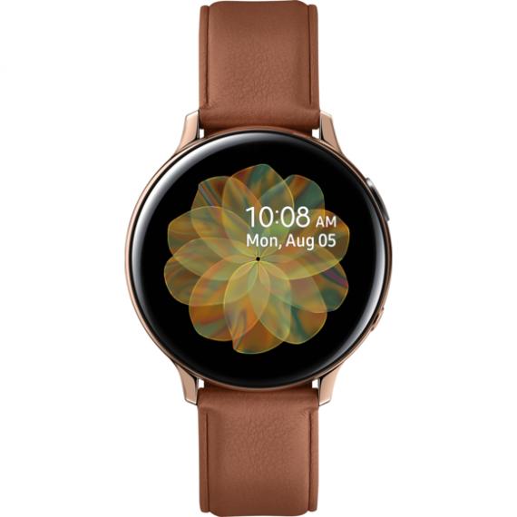 SAMSUNG Montre connectée  Galaxy Watch Active 2 44mm Or brillant