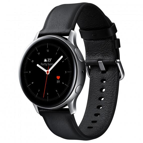 SAMSUNG Montre connectée  Galaxy Watch Active 2 Gris Acier 40mm