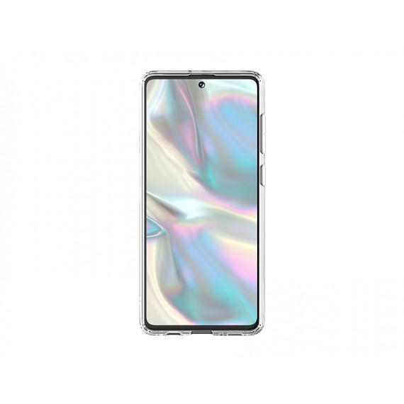 SAMSUNG Coque arrière transparente 'Designed for SAMSUNG' pour  Galaxy A71