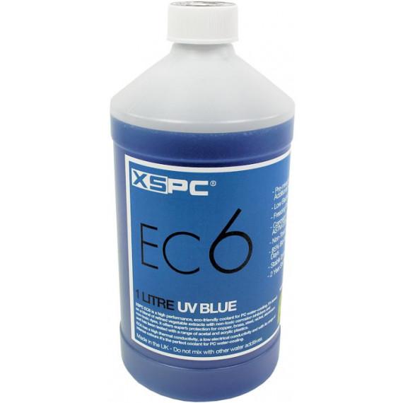 Coolant XSPC EC6, 1 litre - bleu