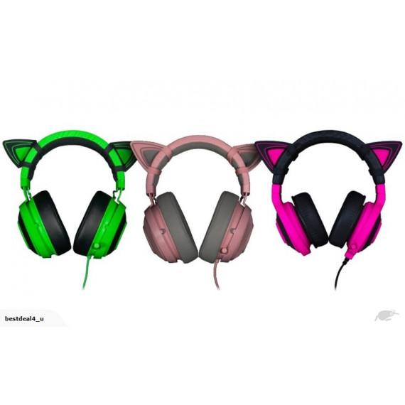 Razer ECOUTEURS  KITTY EARS FOR RZ KRAKEN *RC21-01140300-W3M1* 2492
