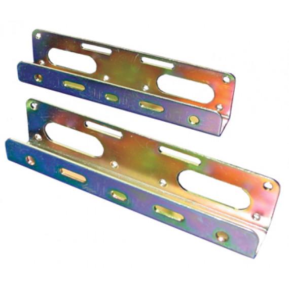 MCL Rail de fixation 2''1/2 SUR 3''1/2 métal