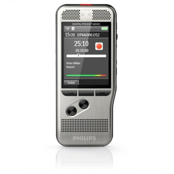 PHILIPS POCKET MEMO DPM6000