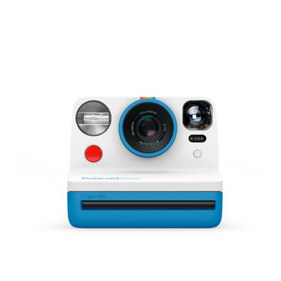 Polaroid Appareil instantané  Now i-Type Blanc et bleu