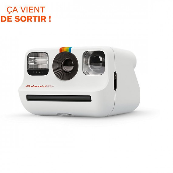 Polaroid Appareil photo Instantané  Go White