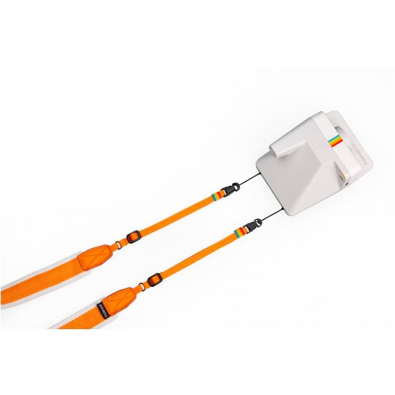 Polaroid Camera courroie plate – Orange