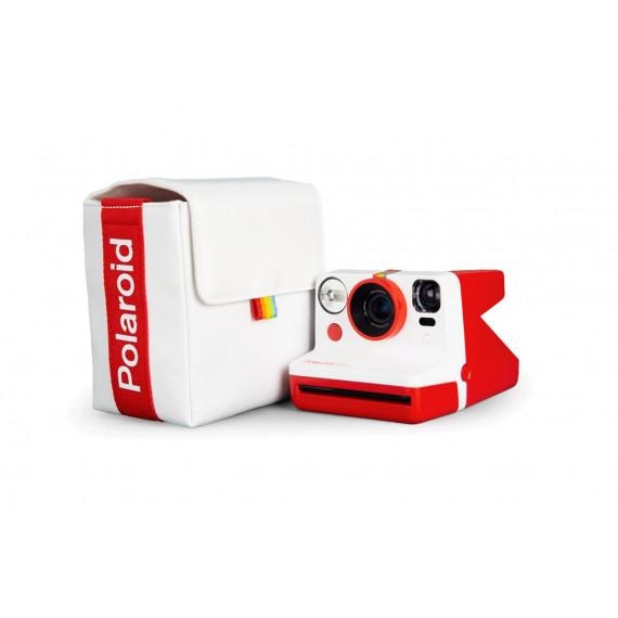 Polaroid SACOCHE ROUGE ET BLANC