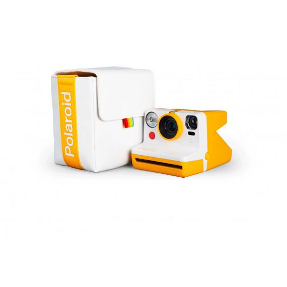 Polaroid SACOCHE BLANCHE ET JAUNE