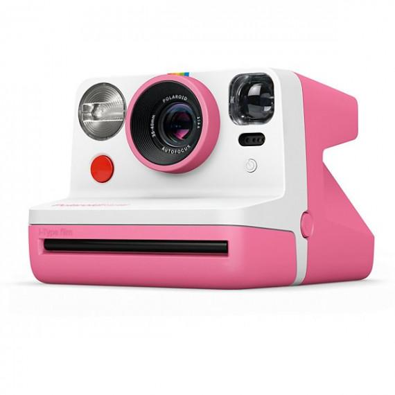 Polaroid Appareil photo Instantané  Now Pink