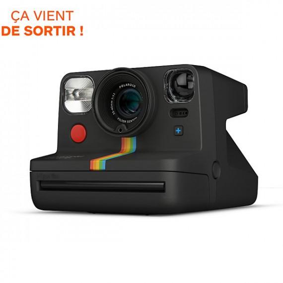 Polaroid Appareil photo Instantané  Now+  Black