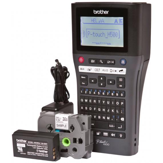 BROTHER P-touch H500LI noir
