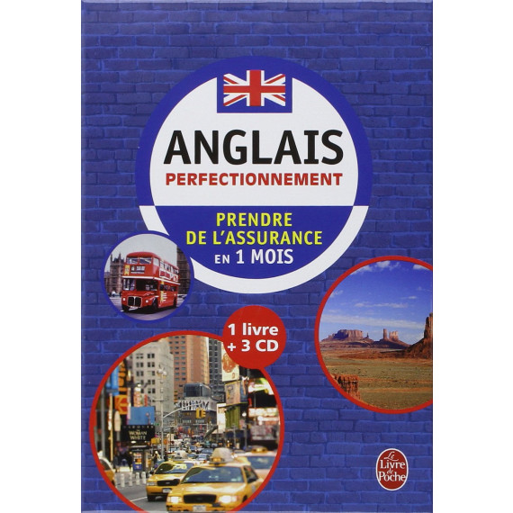 L'anglais - Perfectionnement (3cd Audio)