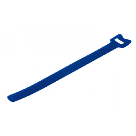 MCL Sachet de 10 serre-câbles Velcro - 10 x 155mm