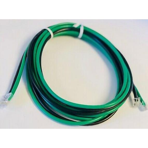 CISCO DSL RJ45 to dual RJ11 breakout cab  DSL RJ45 to dual RJ11 breakout cable