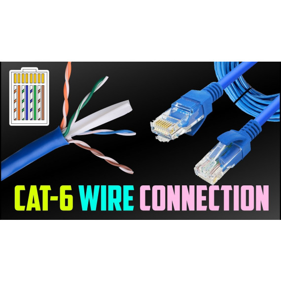DCU TECNOLOGIC CONNECTION UTP CAT6