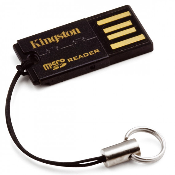 KINGSTON FCR-MRG2 - LECTEUR DE CARTES MICROSD/SDHC USB 2.0