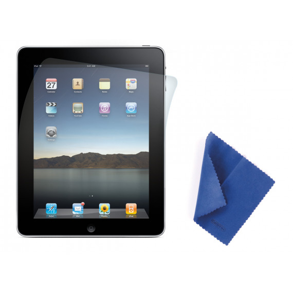 GRIFFIN Film protecteur iPad 2 - Screen Care Kit Matte (1pce)