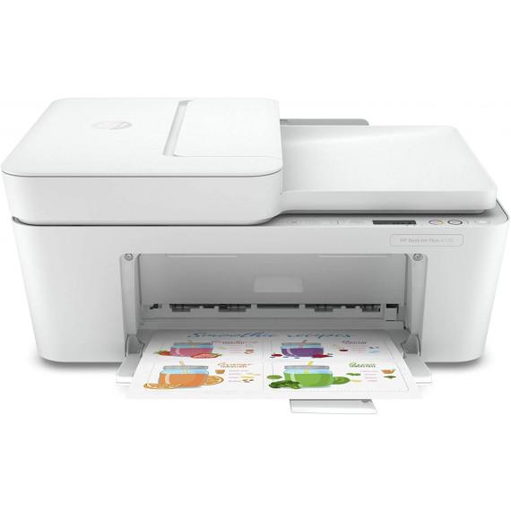 HP HP DeskJet Plus 4120 All-in-One HP DeskJet Plus 4120 All-in-One Printer