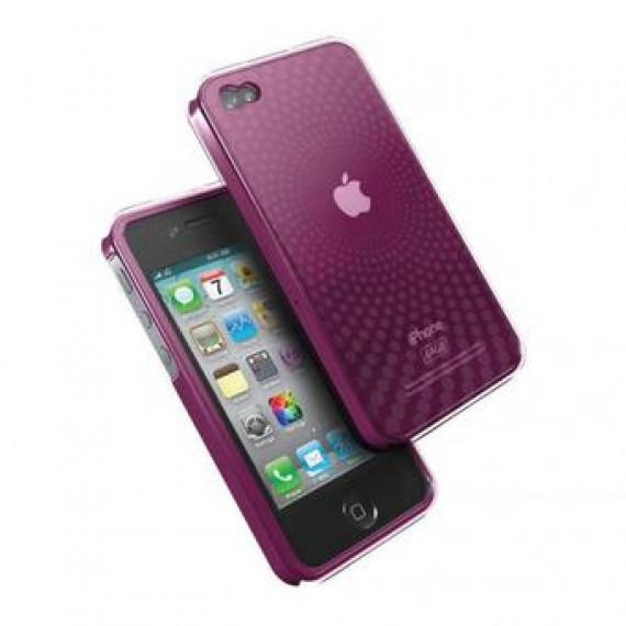 IFROGZ SoftGloss Phase - Coque iPhone 4/4S