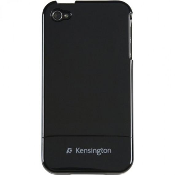 KENSINGTON Etuit Capsule Case pour iPhone 4 - Noir