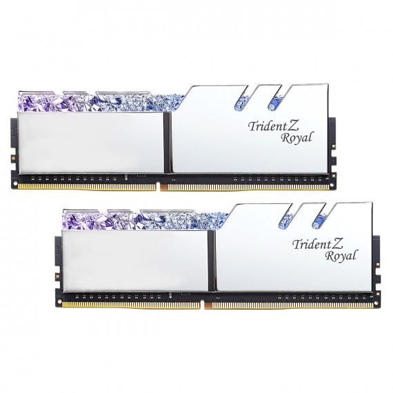 GSKILL Trident Z Royal 32 Go (2 x 16 Go) DDR4 4000 MHz CL19