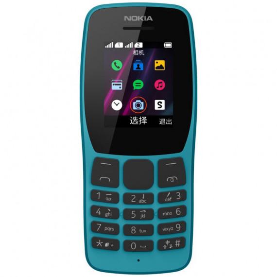 Nokia 110 2019 Dual SIM Bleu