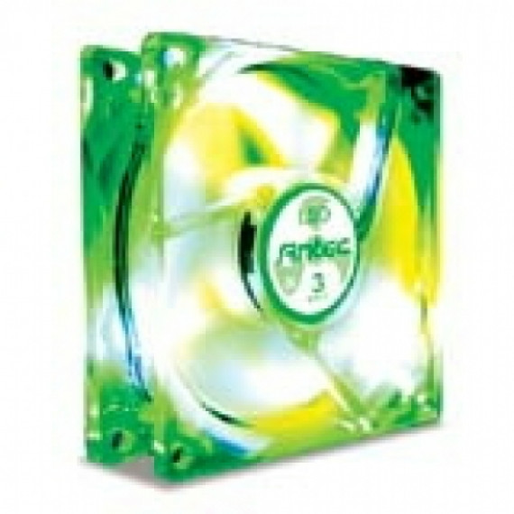 ANTEC TRICOOL 120MM GREEN LED