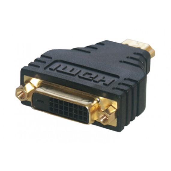 MCL Adaptateur DVI-D femelle / HDMI mâle haute qualité