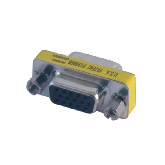 MCL Adaptateur HD15 mâle / femelle