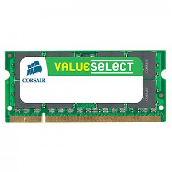 CORSAIR SO-DIMM 2 Go DDR3-SDRAM PC8500