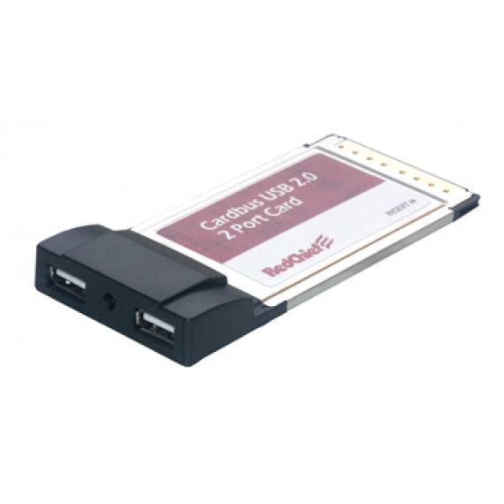 MCL Carte cardbus USB 2.0 - 2 ports