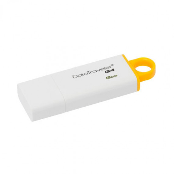 KINGSTON Clé Usb DataTraveler i G4 8 Go Usb 3.0 et 2.0 dont RCP : 1,04 €