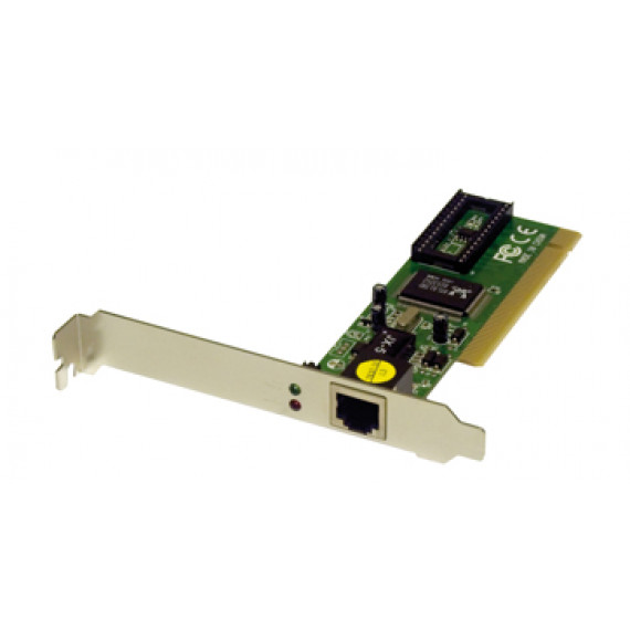 Carte PCI Ethernet RJ45 10/100 (Chipset Realtec)
