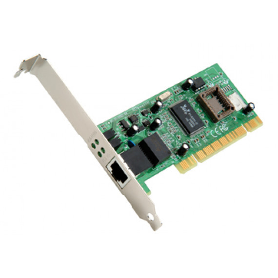Carte PCI Gigabit Ethernet RJ45 10/100/1000 base-T