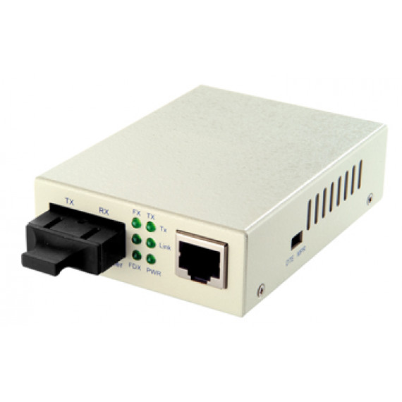 MCL Transceiver 10/100/1000 base-TX RJ45 / 1000 base-SX SC