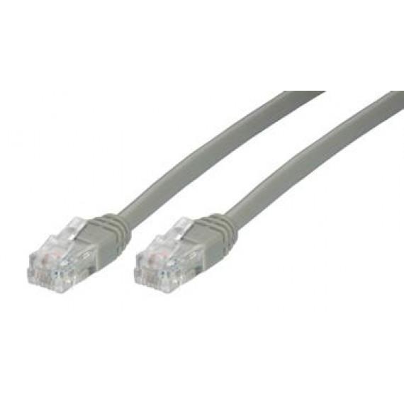 MCL Cordon spécial ADSL connecteurs RJ11 6/4 mâle / mâle - 2m