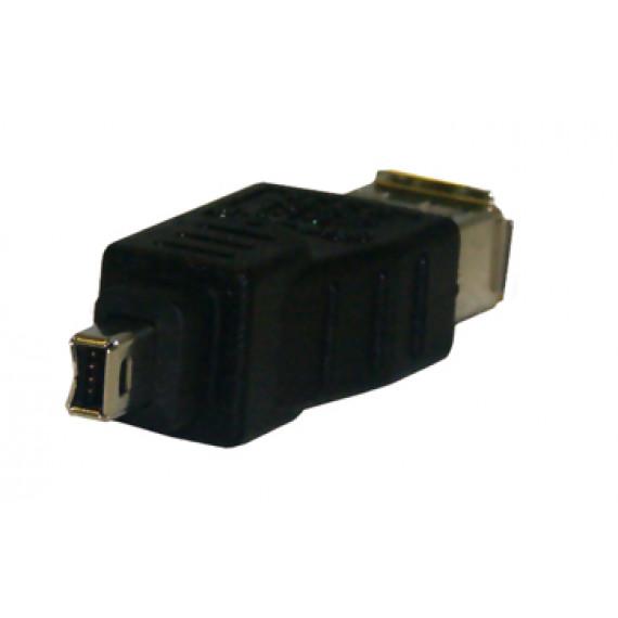 MCL Adaptateur Firewire 6 femelle / 4 mâle