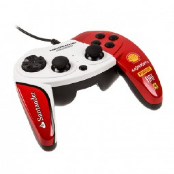 Manette Thrustmaster F1 Dual Analog Ferrari - F150 Edition
