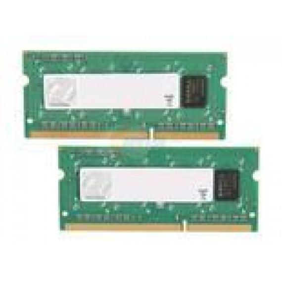 GSKILL SODIMM 4 Go (kit 2x 2 Go) DDR3-SDRAM PC3-12800 - F3-12800CL9D-4GBSQ (garantie 10 ans par G.Skill) (F3-12800CL9D-4GBSQ)