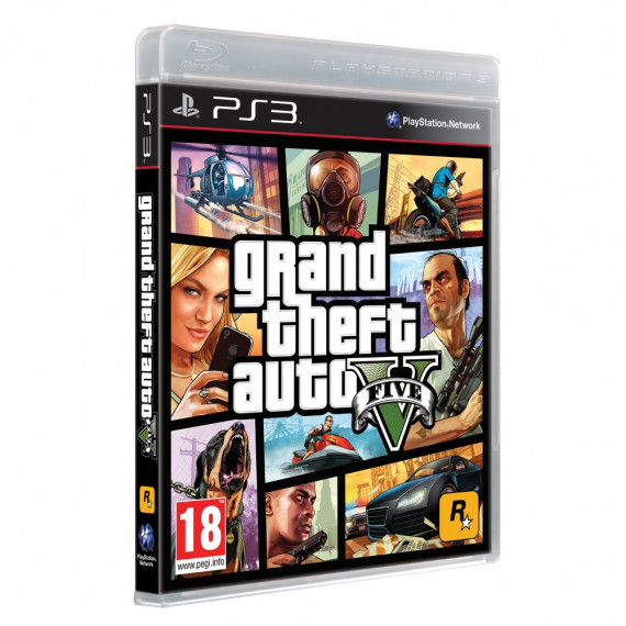 GENERIQUE GTA V (PS3)