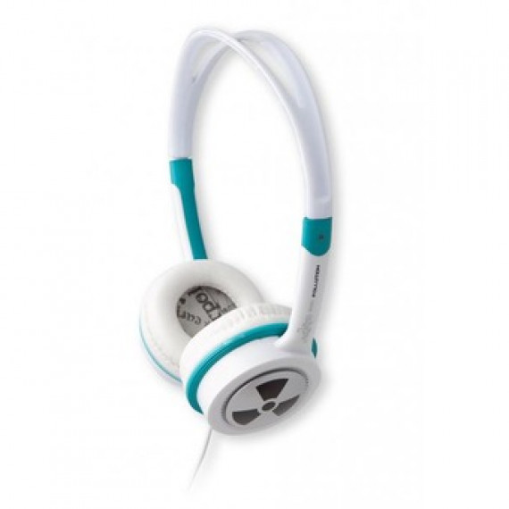 IFROGZ Casque Ferme Toxix 2 - Teal (EP-TX2-TEAL)