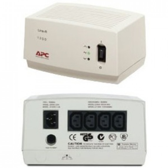 Régulateur de tension APC Line-R 1200VA Automatic Voltage Regulator