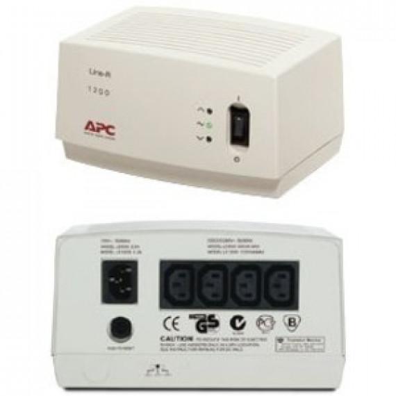 Régulateur de tension APC Line-R 1200VA Automatic Voltage Regulator