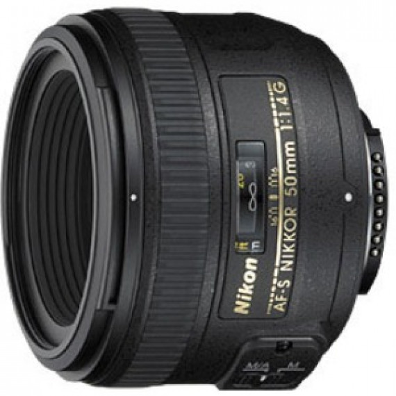 Objectif expert Nikon AF-S NIKKOR 50mm f/1.4G
