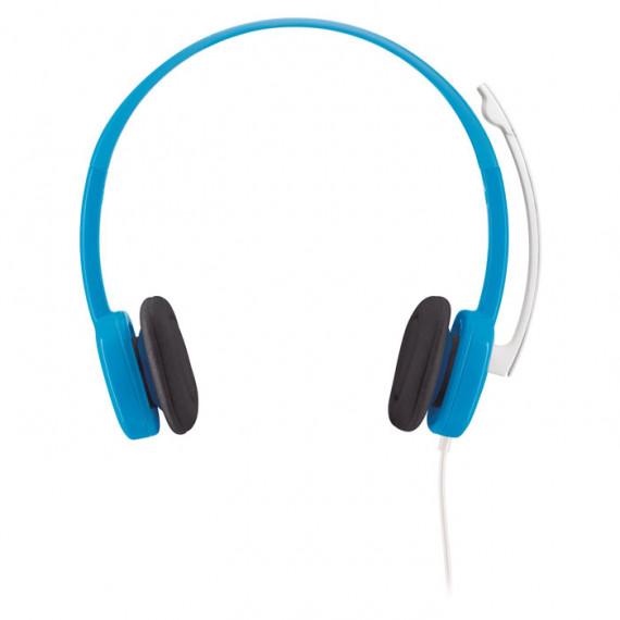 Logitech Stereo Headset H150 (Blueberry)