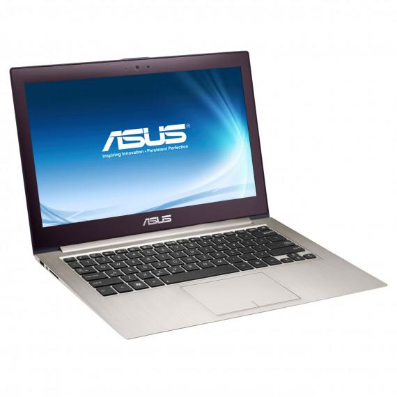"""Ordinateur portable Asus ZenBook Prime UX31A-R4005X 13.3""""  4Go DDR3 SSD 128Go Windows 7 Professionnel 64 bits"""