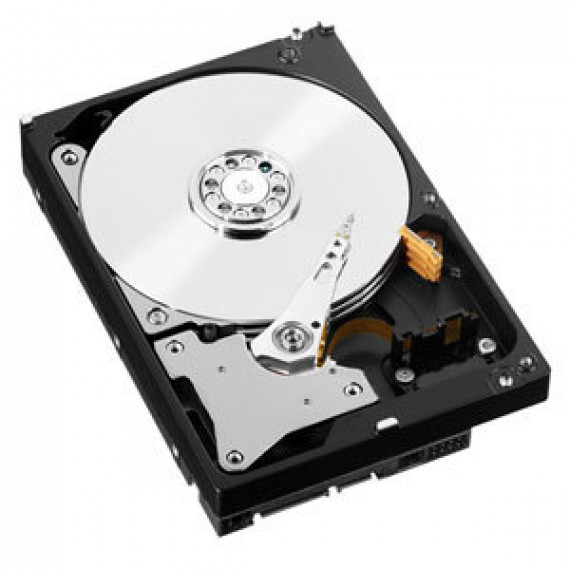 "Disque Dur WD Red Pro 3,5"" 6 To 128 Mo Serial ATA 6Gb/s 7200 RPM - WD6001FFWX (bulk)"