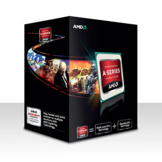 AMD A10-5800K (3.8 GHz) Black Edition